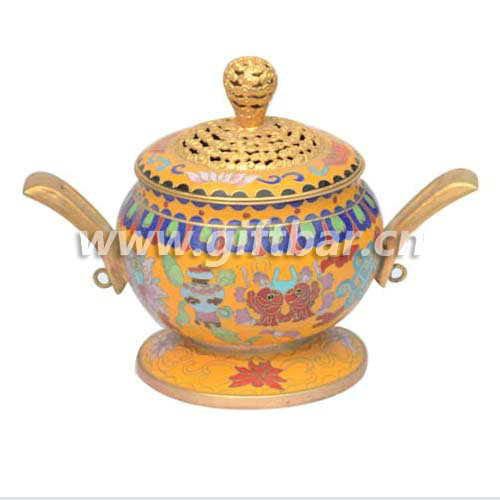 Cloisonne Buddhism supplies series